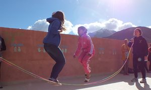Berber girls find the way out of rural poverty