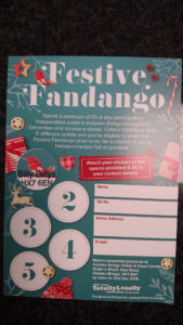 Snow & Festive Fandango 2016, plus more news