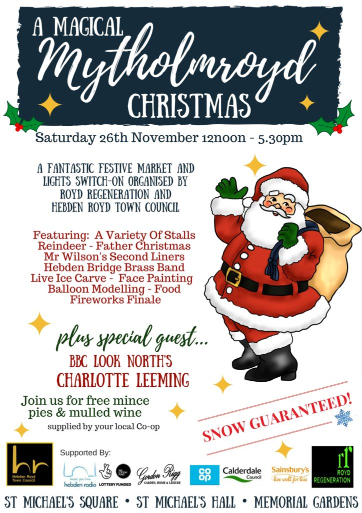 Mytholmroyd Christmas Market