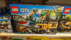 Lego City Jungle Theme Summer 2017