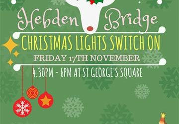 What's on Christmas 2017 – Coming up in Hebden
