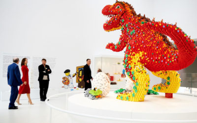 WIN a Stay in the LEGO House !!