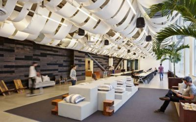 11 Of The World's Coolest Offices